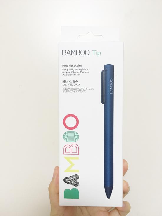 Bamboo Tip パッケージ